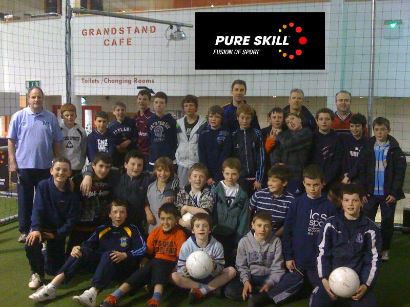Pure Skill Galway Club Sports Entertainment