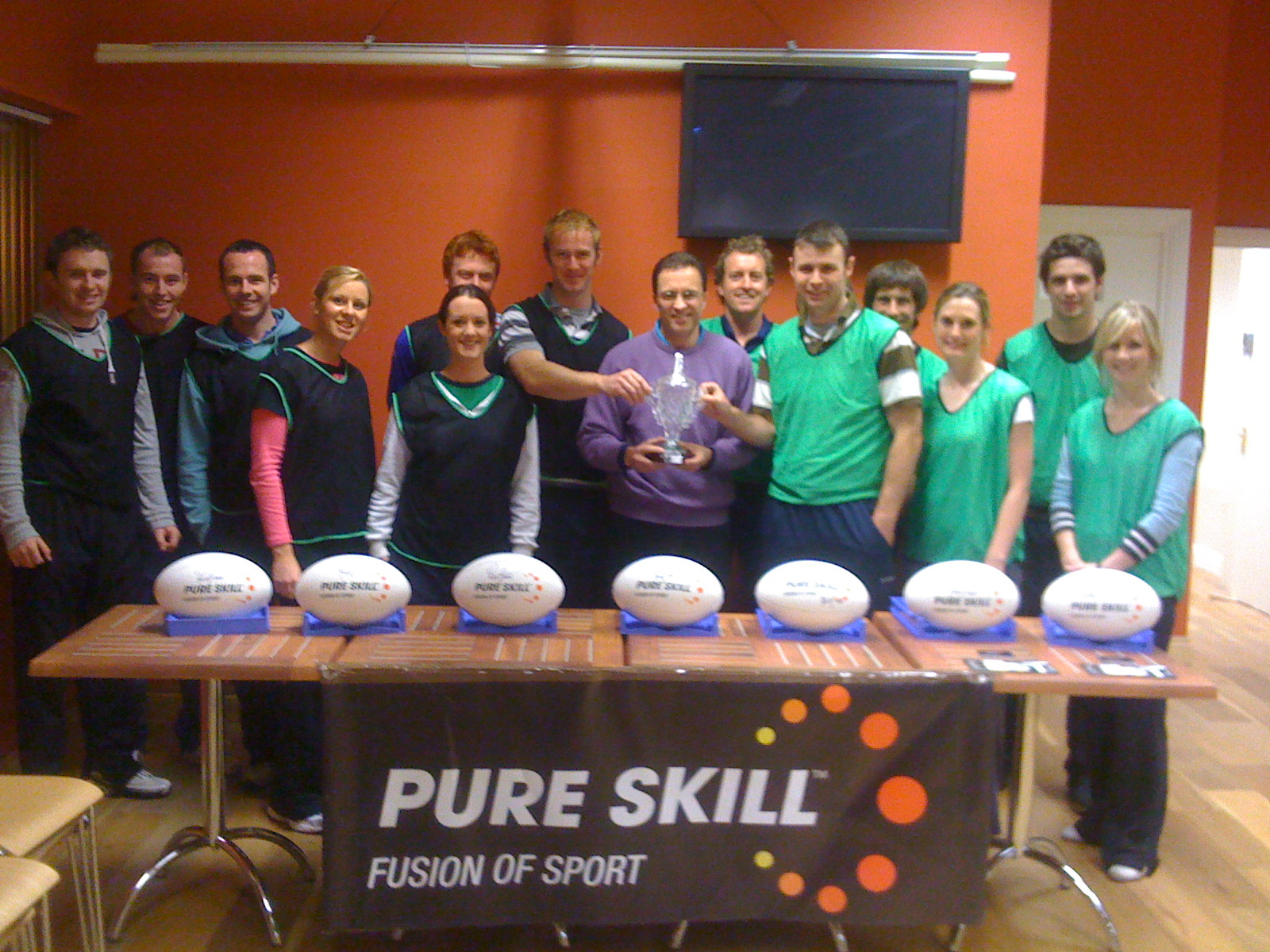 Pure Skill Galway Sports Clubs
